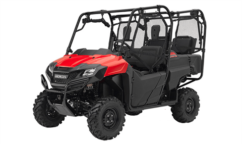 2015 Honda Pioneer™ 700-4 in Danville, West Virginia