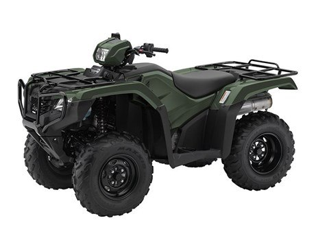 2016 Honda FourTrax Foreman 4x4 in Asheville, North Carolina