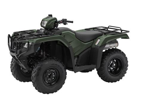 2016 Honda FourTrax Foreman 4x4 ES Power Steering in Durant, Oklahoma