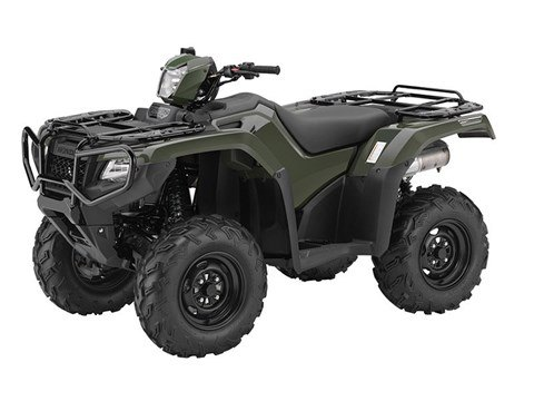 2016 Honda FourTrax Foreman Rubicon 4x4 in Chickasha, Oklahoma