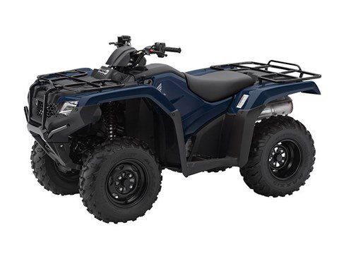 2016 Honda FourTrax Rancher 4x4 Automatic DCT Power Steering in Chickasha, Oklahoma