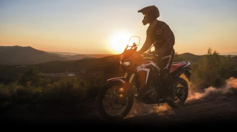 2016 Honda Africa Twin in Chattanooga, Tennessee