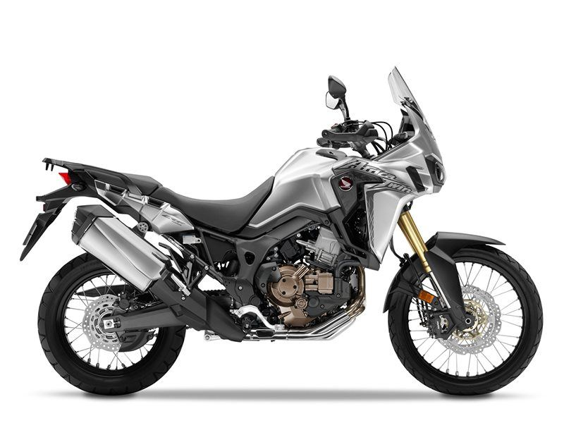2016 Honda Africa Twin DCT in Grass Valley, California