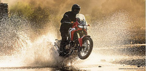 2016 Honda Africa Twin DCT in Monroe, Michigan
