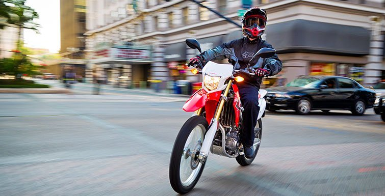 2016 Honda CRF250L in Hudson, Florida