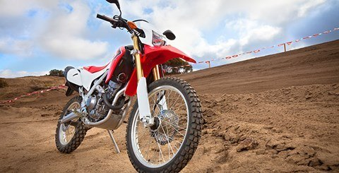 2016 Honda CRF250L in Dallas, Texas