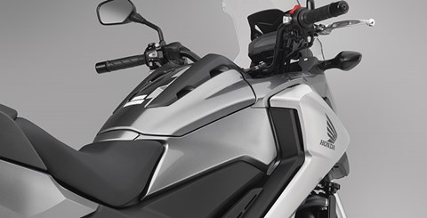 2016 Honda NC700X DCT ABS in Marshall, Texas