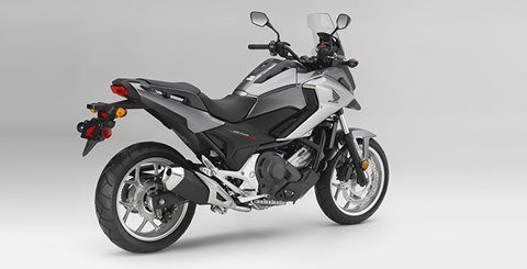 2016 Honda NC700X DCT ABS in Beckley, West Virginia