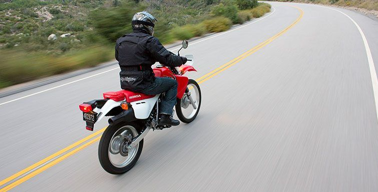 2016 Honda XR650L in Long Island City, New York
