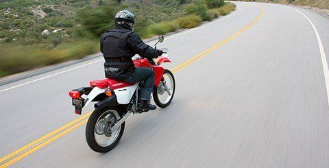 2016 Honda XR650L in Carson, California