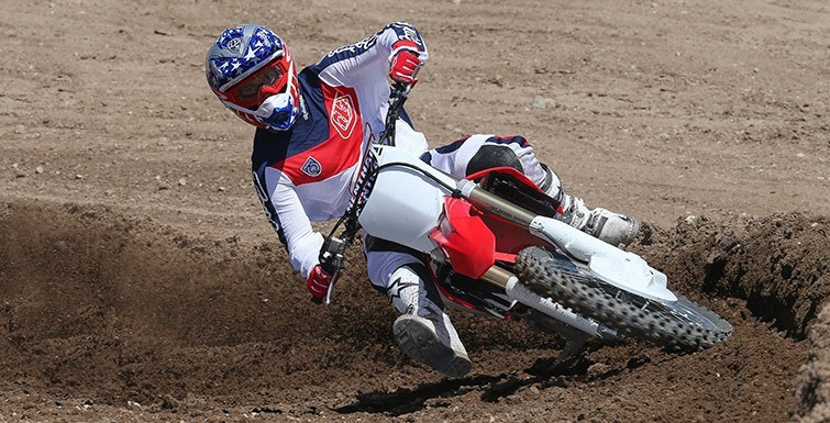 2016 Honda CRF250R in Monroe, Michigan