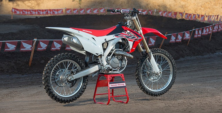 2016 Honda CRF450R in Bakersfield, California