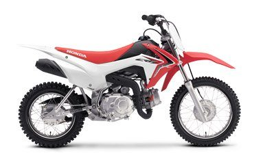 2016 Honda CRF110F in Johnson City, Tennessee