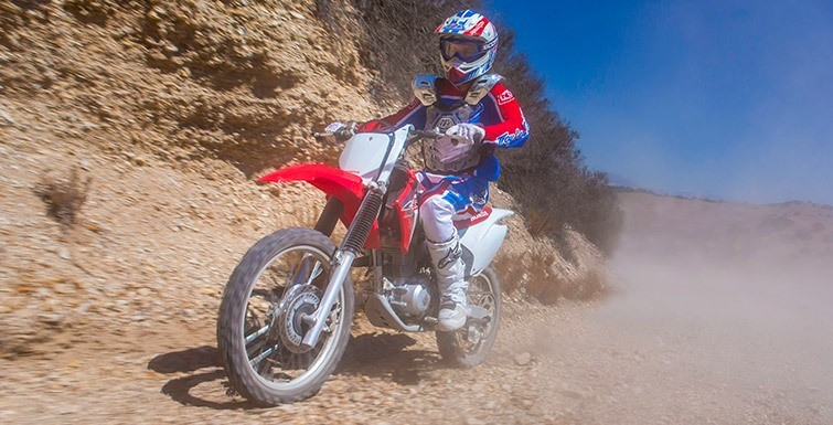 2016 Honda CRF150F in Delano, California