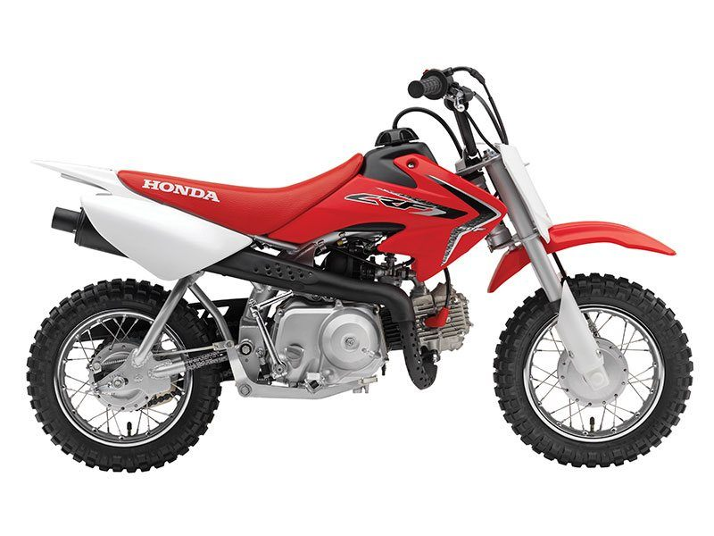 2016 Honda CRF50F in Fontana, California