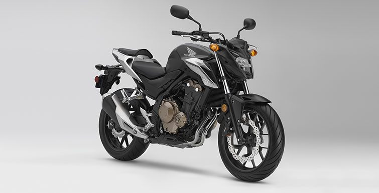 2016 Honda CB500F ABS in Fort Pierce, Florida