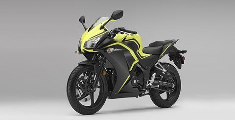 2016 Honda CBR300R ABS in Massillon, Ohio