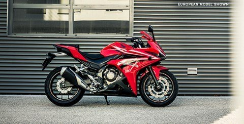 2016 Honda CBR500R ABS in Bakersfield, California