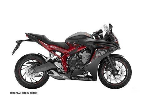 2016 Honda CBR650F ABS in Massillon, Ohio