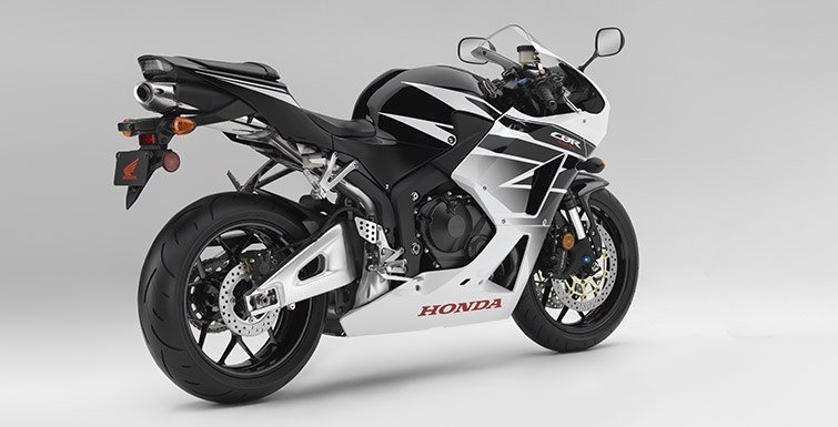 2016 Honda CBR600RR ABS in Vancouver, British Columbia