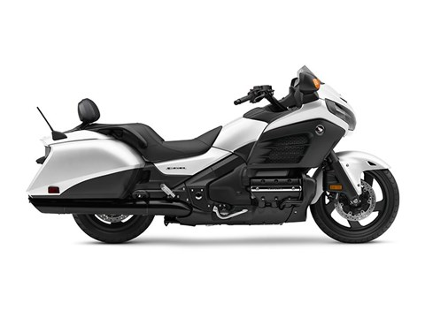 2016 Honda Gold Wing F6B Deluxe in Concord, New Hampshire
