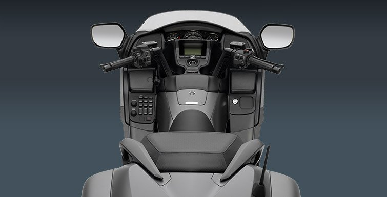 2016 Honda Gold Wing F6B Deluxe in Fontana, California