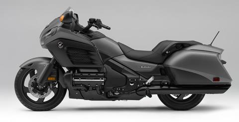 2016 Honda Gold Wing F6B Deluxe in Johnson City, Tennessee