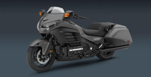 2016 Honda Gold Wing F6B Deluxe in Massillon, Ohio