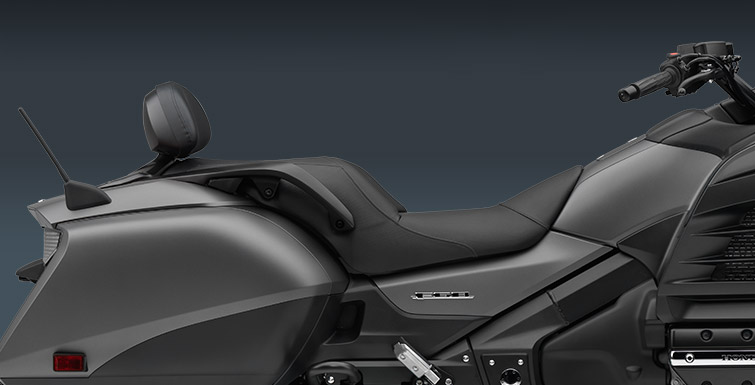 2016 Honda Gold Wing F6B Deluxe in Monroe, Michigan