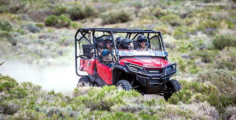 2016 Honda Pioneer 1000-5 in Elizabeth City, North Carolina