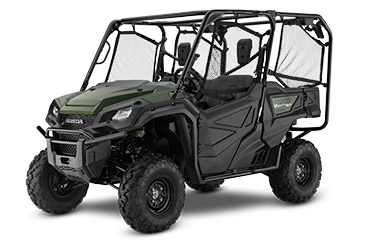 2016 Honda Pioneer 1000-5 in Asheville, North Carolina