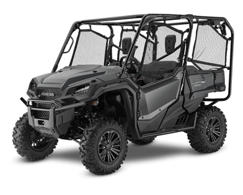 2016 Honda Pioneer 1000-5 Deluxe in Huntington Beach, California