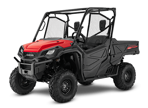 2016 Honda Pioneer 1000 in Mentor, Ohio