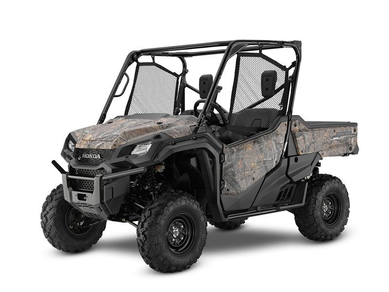 2016 Honda Pioneer 1000 EPS in Honesdale, Pennsylvania