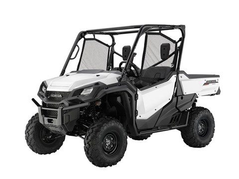 2016 Honda Pioneer 1000 EPS in Brookhaven, Mississippi