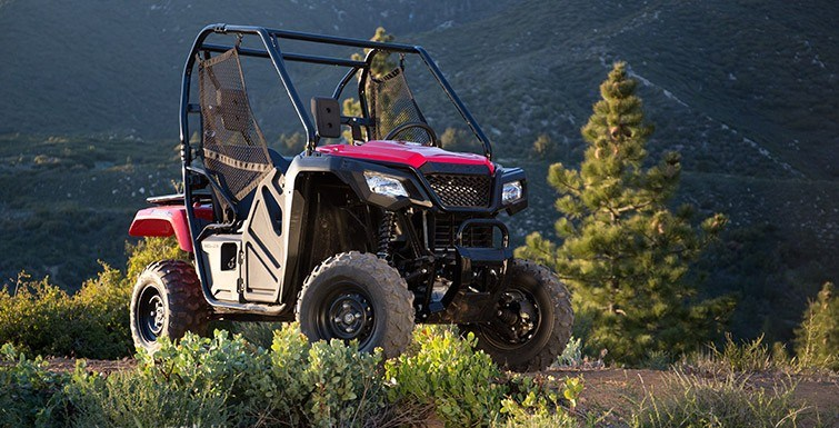 2016 Honda Pioneer 500 in Vancouver, British Columbia
