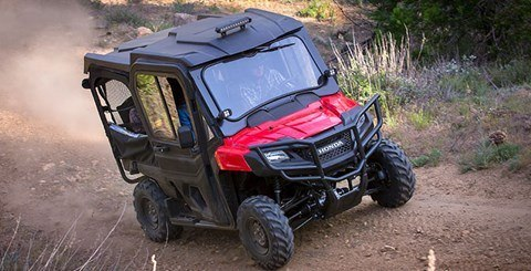 2016 Honda Pioneer 700-4 in Vancouver, British Columbia
