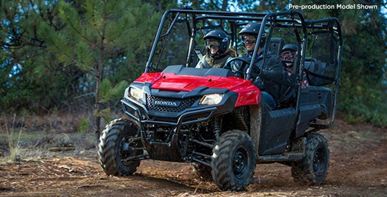 2016 Honda Pioneer 700-4 in Aurora, Illinois