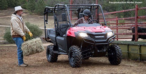 2016 Honda Pioneer 700-4 in Louisville, Kentucky