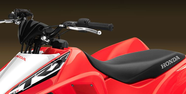 2017 Honda TRX90X in Fairfield, Illinois