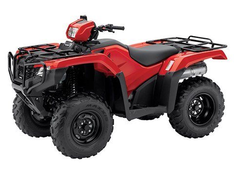 2017 Honda FourTrax Foreman 4x4 in North Reading, Massachusetts