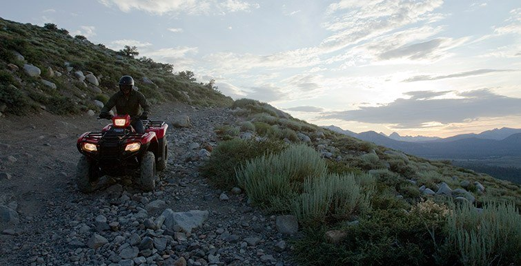 2017 Honda FourTrax Foreman 4x4 in Fontana, California