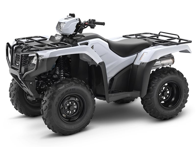 New 2017 Honda FourTrax Foreman 4x4 ES EPS ATVs in Ashland, KY