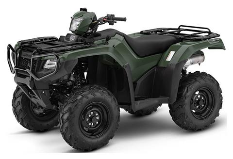 2017 Honda FourTrax Foreman Rubicon 4x4 DCT EPS in Iowa City, Iowa