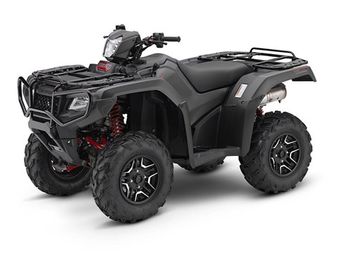 2017 Honda FourTrax Foreman Rubicon 4x4 DCT EPS Deluxe in Redding, California