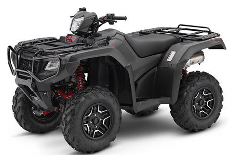 2017 Honda FourTrax Foreman Rubicon 4x4 DCT EPS Deluxe in Fremont, California