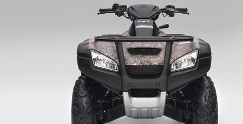 2017 Honda FourTrax Rincon in Monroe, Michigan