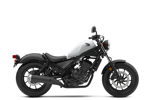 2017 Honda Rebel 300 in Monroe, Michigan