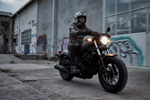 2017 Honda Rebel 500 in Carson, California
