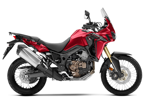 2017 Honda Africa Twin DCT in Marina Del Rey, California